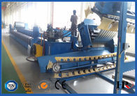 China High Tension Strength Span Roll Forming Machine / Rolling Forming Machine factory