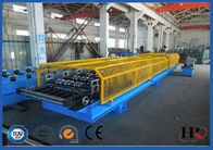 Metal Sheet Wall Panel Roll Forming Machine , Corrugated Sheet Forming Machine