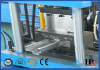 China Door Frame Making Machine , Galvanized Steel Sheet Roll Forming Machine factory