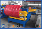 China Auto Bending Roof Cold Roll Forming Machine High Speed 1.5kw factory