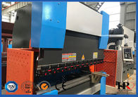 China Customized Voltage Sheet Shearing Machine , 0.3mm 3200 X 200 Ton CNC Bending Machine factory
