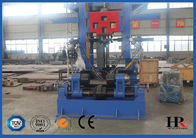 China Efficient H-beam Combination Work Station Production Line For Straightener And Cutter factory