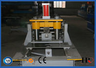 Metal Steel Frame Making Machine , Solar Strut Channel Roll Forming Machine