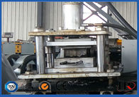 Hydralic Cutting Galvanized Steel Roller Shutter Door Forming Machine PLC Control
