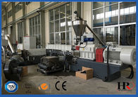 China Single or Double Screw Recycle Plastic Granules Making Machine High Speed 80-220kg/h factory
