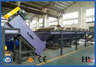 China Automatic Plastic Recycling Machine , Pet Bottle Flakes Cleaning Line factory