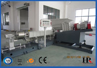 China Plastic Granule Raw Materials Dispersion Extrusion Pelleting Machine 37-220 Kw factory