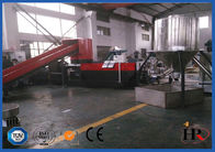 China Multi Stage Twin Screw Plastic Granules Manufacturing Machine 50Hz factory