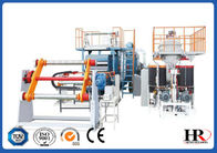 China Continuous Rigid Polyfoam Sandwich Panel Production Line With Aluminum Foil Facings company