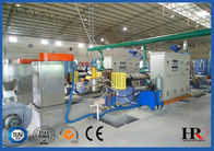 China PE PP Film Waste Washing Plastic Recycling Machine Line 300-3000 Kg / H factory