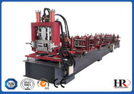 Automatic Building Material C U Z Steel Purlin Profile Roll Forming Machine