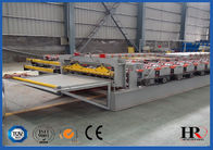 Steel Structural Metal Sheet Floor Deck Panels Roll Forming Machine