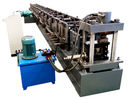Storage Upright Rack Roll Forming Machine High Efficient For Rack Shelf