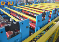IBR And Corrugated Double Layer Roof Roll Forming Machine with Colored And Galvanized Steel Sheet supplier
