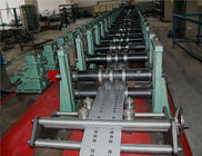 High Performance Rack Upright Roll Forming Machine Zinc Tile Hydraulic Press