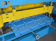 Hydraulic Metal Glazed Tile Making Machine, Roof Tile Forming Machine supplier