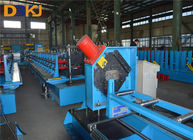 Roof Making Machine Ridge Cap Roll Forming Machine With Hydraulic Cutting supplier
