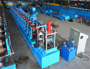 Low Noise Metal Roof Solar Strut Channel Roll Forming Machine With 5 Ton