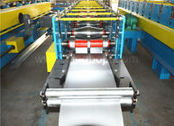 Plc Top Hat 12m/Min Cold Roll Forming Machine