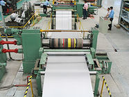 China 2 - 8mm Thickness High Quality Slitting Line factory
