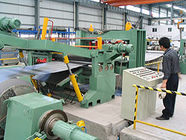 China 1 - 6mm slitting line for carbon steel, galvanized steel factory