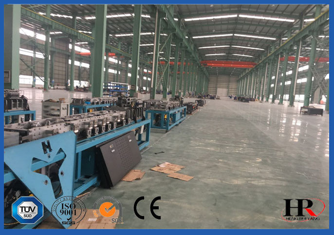 Light Steel Roll Forming Machine for  Modular Prefabricated Steel Frame House supplier