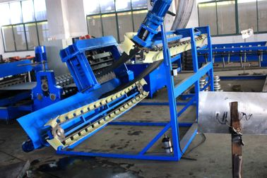 114mm Depth Groove Span Cold Roll Forming Equipment Colored Steel