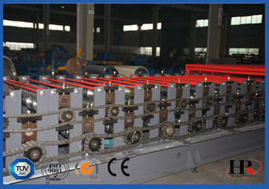 China Brickwork Mesh Metal Deck Roll Forming Machine For Building Reinforced Soil Walls distributor