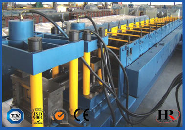 China Durable K Type Roller Forming Machine Fully Automatic Galvanized distributor