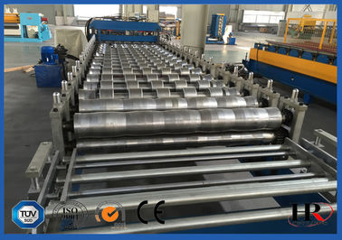 China Elegant Style Steel Roof Sheet Forming Machine For Building / House distributor