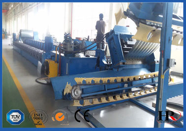 High Tension Strength Span Roll Forming Machine / Rolling Forming Machine