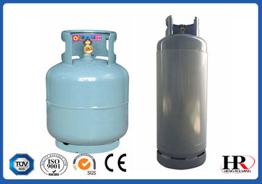 China Low Pressure 100lb Lpg Gas Cylinder Tank For Industrial Gas Storage distributor