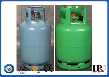 China Professional Gas Tank / Compressed Gas Cylinders for LPG DOT Certificate distributor