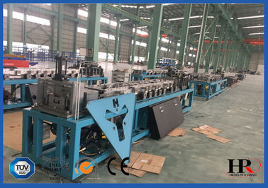 China Light Frame Steel House Keel Roll Forming Machine PLC Control factory