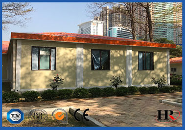 China Prefabricated Container House Light Steel Villa Modular Homes Detachable EPS Panel distributor