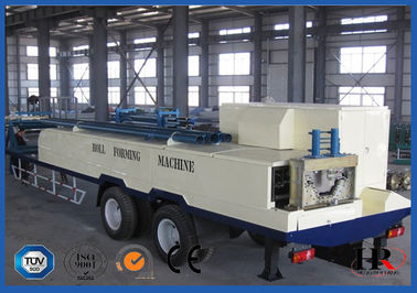 CE and ISO Certificated K Type Large Span Roll Forming Machine