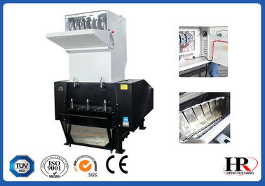 China Silent PP PE Plastic Crusher Shredder Granulator Machine GP -600 Low - Noise distributor