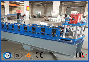 High Speed C To Z Shaped Steel Quickly changed Purlin Roll Forming Machine
