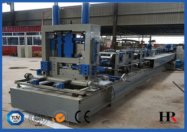 China Easy Change CZ Steel  Purlin Profile Making Cold Roll Forming Machine distributor