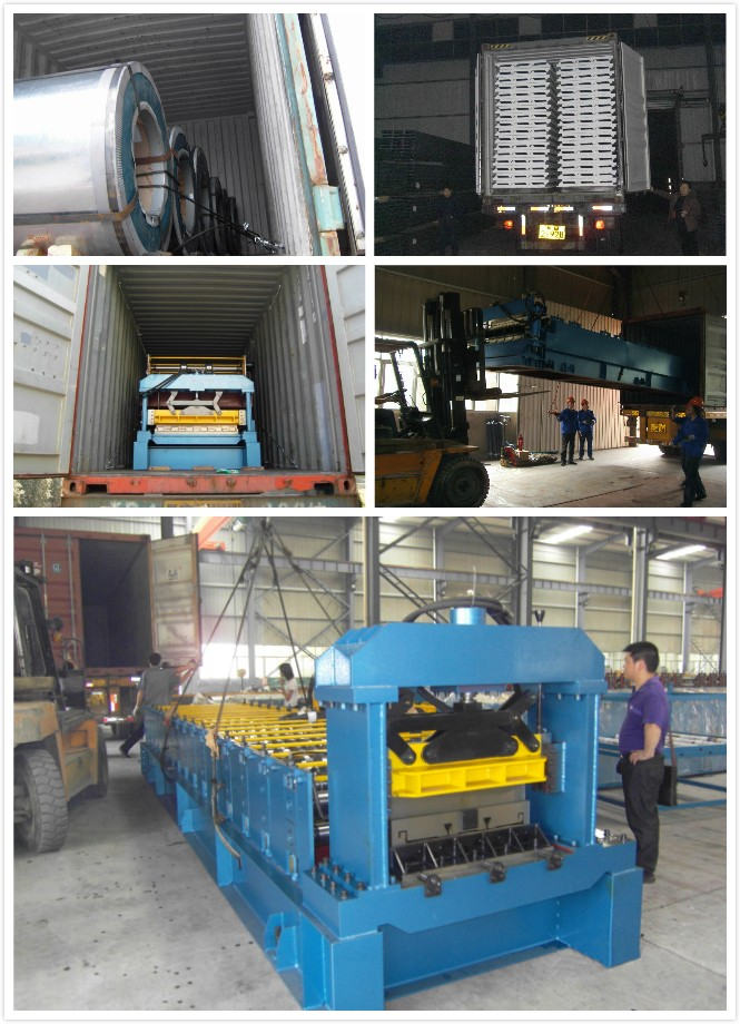 rolling machine supllier,roof panel steel plate corrugated machine,double layer roofing sheet making machine
