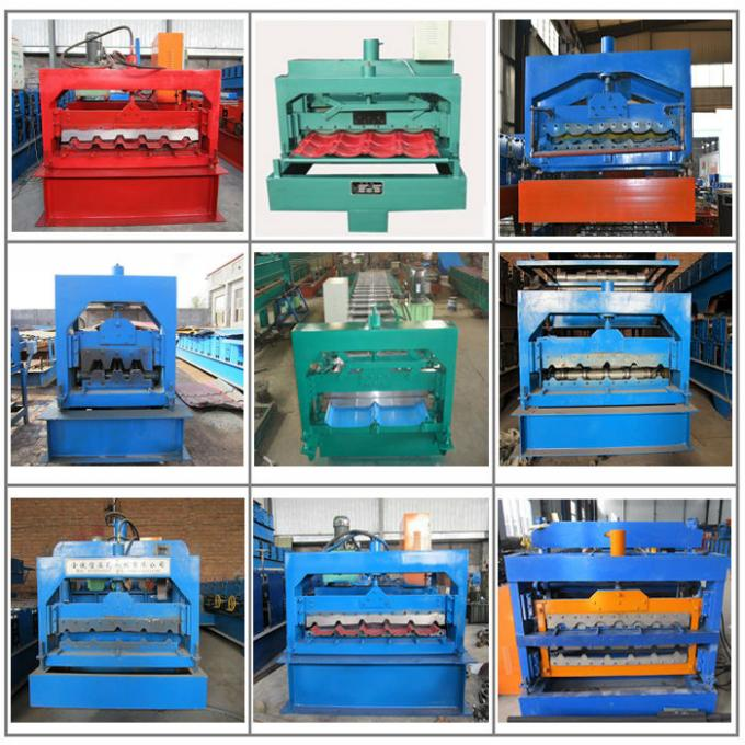 Hot Selling Roll Forming Machine for Corrugated steel sheet and Tile Making Machine for Steel Sheets