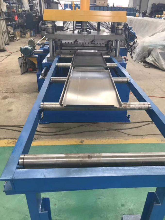 CE ISO SGS Low Noise Sheet Metal Forming Machine Shelf Metal Shelves Making