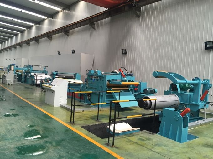 Foaming Sandwich Panel Production Line  With PU Forming Density 40 kg / m3