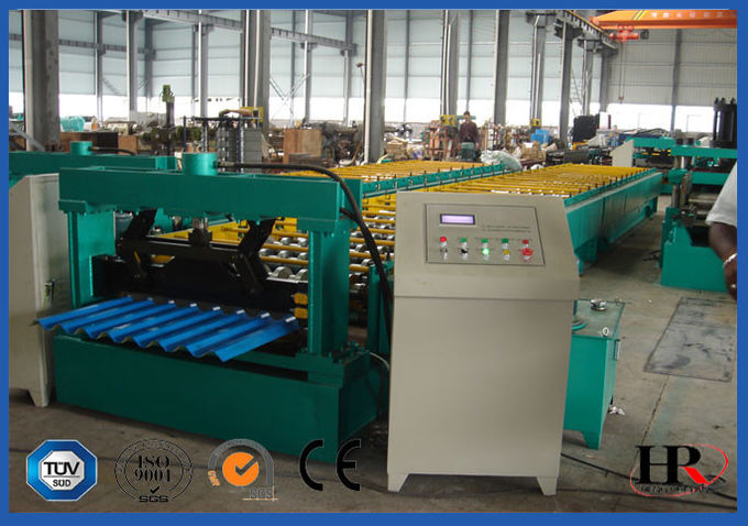 Easy Use Customize Tile Roll Forming Machine with Good Reputation