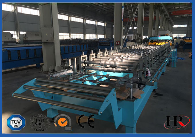 Hot Galvanized Cold Roll Forming Machine , Roll Form Equipment