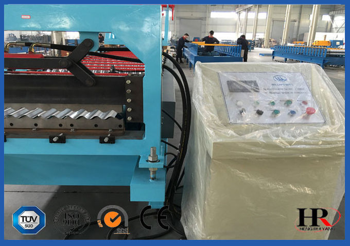 First-rate Tile Roof  Roll Forming Machine with Topmost Hydraulic Station