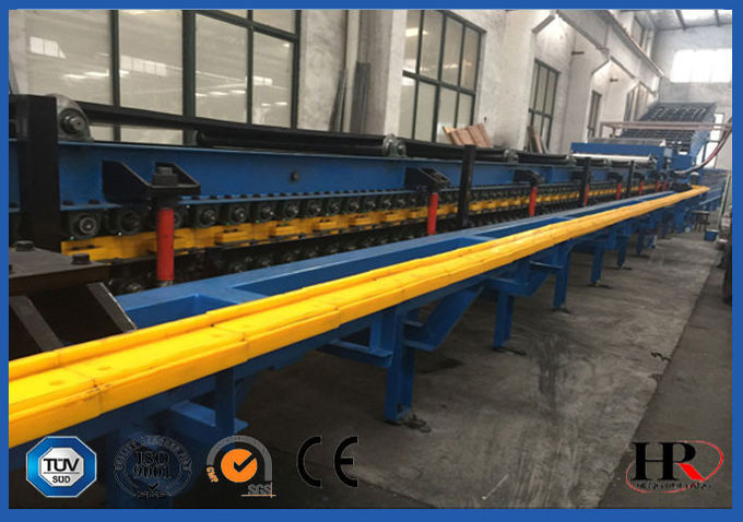 Euro standard Polyurethane Sandwich Panel Production Line for Construction Use