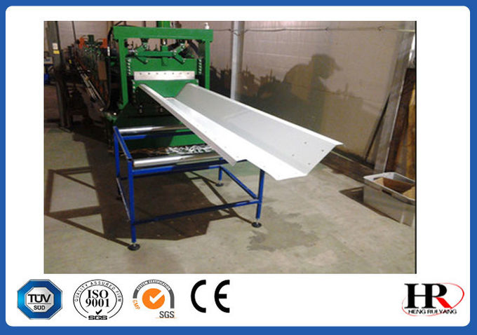 Mobile Arch Stud Roll Forming Machine With Tire , Cold Roll Forming Equipment