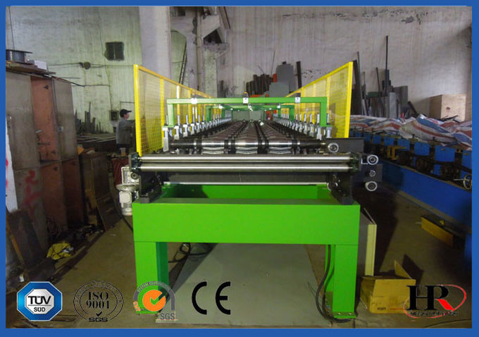 3 Phase Polyurethane Sandwich Panel Production Line 1000mm Width 32 KW